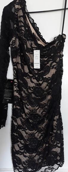 bebe Dresses & Skirts - Lace Cocktail Dress